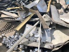 Aluminium ohne Anhaftung